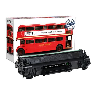 Picture of Red Bus Recycled HP 44A Black (CF244A) Toner Cartridge