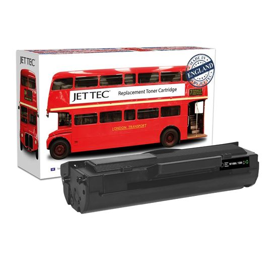 Picture of Red Bus Recycled HP 106A Black (W1106A) Toner Cartridge